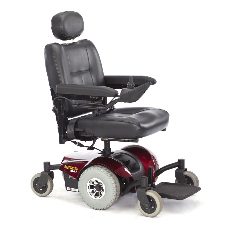 Invacare Motorized Wheelchair Pronto M41 Medical